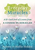 Course in Miracles Card Deck, A