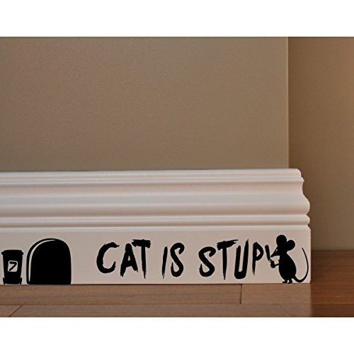 homemay-pvc-wall-stickers-english-cat-cat-is-stupid-foot-line-hole-for-home-decorationwallpaper27-cm