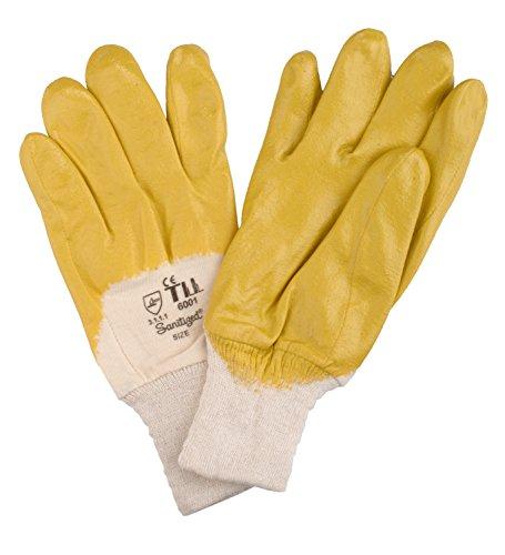 Connex COX938288 Handschuhe Montage gelb, Gr. 8
