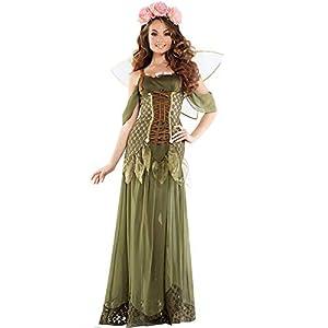 Olydmsky Deguisement Halloween Performance de Halloween Costume fée Flower Fairy Costume Princesse Angel Costume Costume