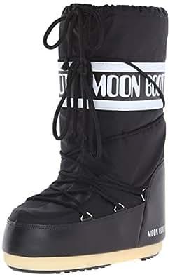 Moon Boot 140044, Stivali Invernali Unisex, Nero (Nero), 23-26