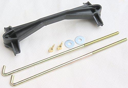 Akku-Halten Sie Kunststoff 17,8cm -