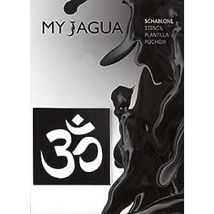 Schablone om zeichen f r henna jagua airbrush tattoos for Jagua tattoo amazon