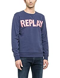 Replay M6823 .000.21844 - Sweat-shirt - Homme