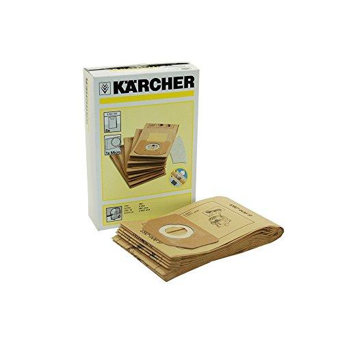 69042630Kärcher Staubsauger Filter Staub Papier-Staubsaugerbeutel wird Modelle 27012701te 2801plus A2701A2801K2701K2801