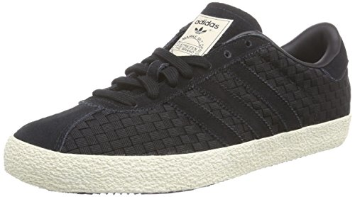 Adidas Gazelle 70s, Baskets Da Uomo Nero (noir / Noyau Noir / Blanc Crème)