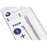 DURAFIX® - 5 Varillas para soldar aluminio + 1 Cepillo inoxidable