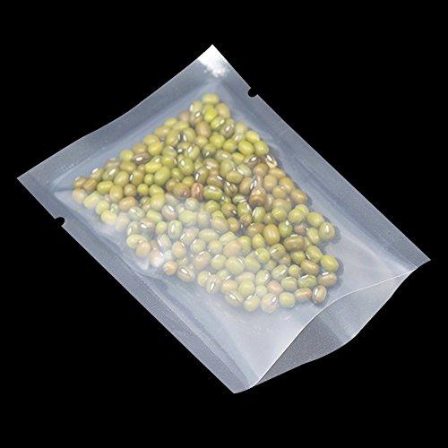 22x30cm (8.6'x11.8') Transparenten Kunststoff Vakuum Taschen Klare Poly Hitze Siegel Beutel Mit...