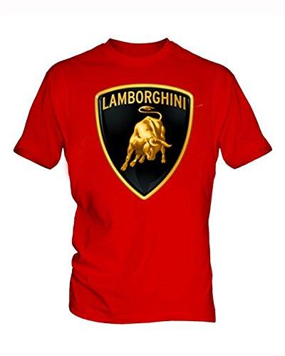 lamborghini-logo-mens-red-t-shirt