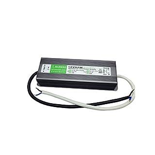 YXH ® transformer 60W LED Strip Module Driver 12v Power supply lighting outdoor IP67 waterproof Ac 90-265v lighting transformer