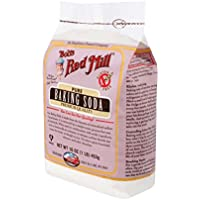 Bobs Red Mill, Baking Soda, 16 oz by Bobs Red Mill