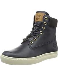 Timberland Groveton LTT, Sneakers Hautes Homme, Noir (Black), 41.5 EU