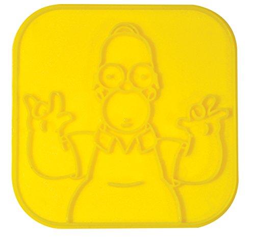 The Simpsons: Toast Stamp