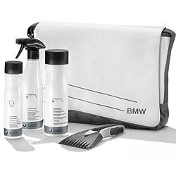"""Original BMW Pflegetasche """"Set Winter 2016 / 2017"""" mit Original BMW Produkten"""