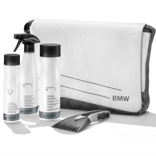 """Original BMW Pflegetasche \""""Set Winter 2016 / 2017\"""" mit Original BMW Produkten"""