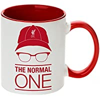 Jürgen Klopp FC Liverpool L.F.C. Becher Tasse - The Normal One