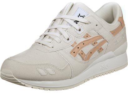 Asics - Gel Lyte III Platinum Collection Birch/Tan - Sneakers Herren Brown