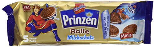 Prinzen Rolle Minis Milchschatz, 7er Pack (7 x 0.188 kg) 0.188
