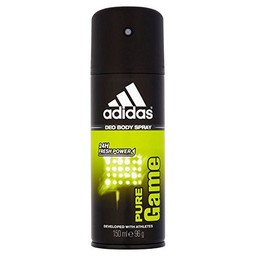 Adidas Pure Game Deodorante 150 ml Spray Uomo
