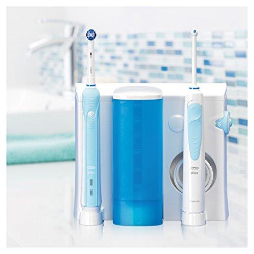 Oral-B PRO Center 700 Elektrische Zahnbürste plus OxyJet-Mundusche - 6