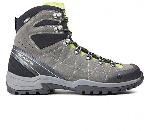 Scarpa Schuhe R-Evo GTX Men Größe 43 titanium-grashopper Image