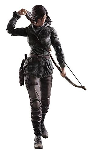 Lara Croft Action Figure - Rise of the Tomb Raider - Play Arts Kai