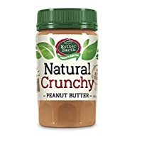 Mother Earth Peanut Butter Crunchy Natural - 380g