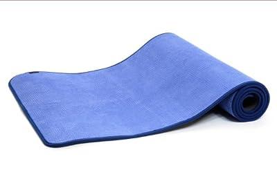 Yogistar Yogamatte Light - rutschfest - Blue