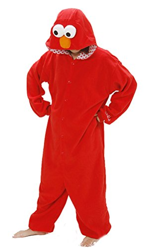 SMITHROAD Jumpsuit Tier Karton Fasching Halloween Kostüm Sleepsuit Cosplay Fleece-Overall Pyjama Schlafanzug Erwachsene Unisex Nachtwäsche (Overall Kostüme)