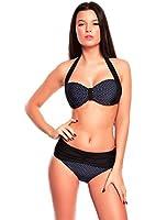 Eleganter Push - Up Triangel - Bikini in verschiedenen Design / Farben ( 1032 ) (1061) (1062) (1063) (1064)