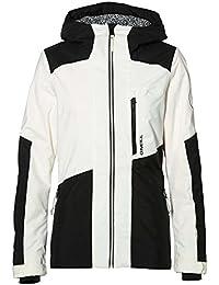O Neill Cascade Jacket Snow, otoño/Invierno, Mujer, Color Powder White