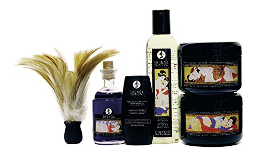 SHUNGA 340000091840 Carnal Pleasure Collection, Set