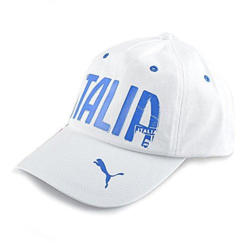 Cappellino Bianco 14/16 Italia Puma U Bianco