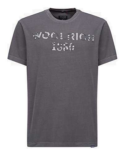 woolrich-t-shirt-homme-gris-dark-grey-s