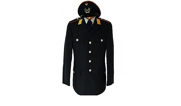 44 grigio blu indossato Uniform Luftwaffe 4 pezzi Carnevale Pilota Esercito Tedesco a partire da mis