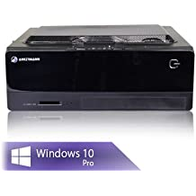 Ankermann-PC SSD Office Business Mini PC, AMD Athlon 5370 4x2,20GHz,