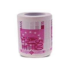 Idea Regalo - sotto forma di carta igienica di 500 euro biglietto