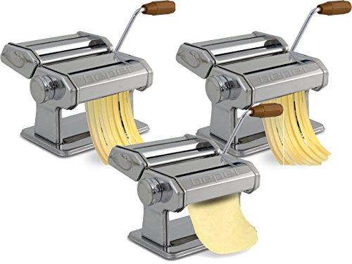 Beper 90,345 Macchina per la pasta, manuale, in plastica, 20,5 x 15 x 19,5 cm