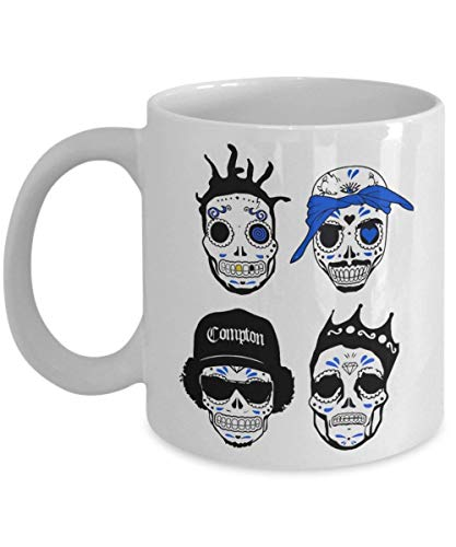 Halloween Skull Series Funny - Happy Halloween Day Coffee Mug Gift Coffee Cup Mugs - Halloween Great Gifts Idea for Men, Women, Kids, Mom, Dad, Son, D