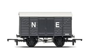 Hornby R6422 RailRoad Closed 00 Gauge Van from Hornby Hobbies Ltd