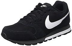 Idea Regalo - Nike MD Runner 2, Scarpe da Running Uomo, Nero (Black/White/Anthracite), 43 EU