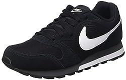 Nike Md Runner 2, Herren Gymnastikschuhe, Schwarz (Black/White-Anthracite 010), 44 EU
