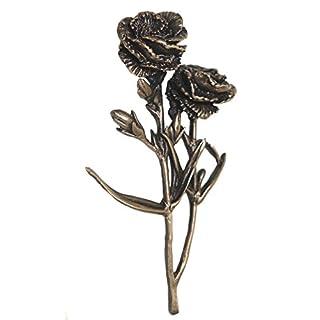 Kleine Bronze Rose (Bronze, 10)