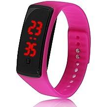 Fusine Digital Multicolor Dial Men's, Women's & Kid's Watch - App-12