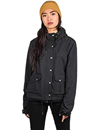 7e55ff1310 Amazon.co.uk  Volcom - Coats   Jackets   Women  Clothing