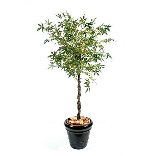 arbuste artificiel acer tronc plast - h : 175