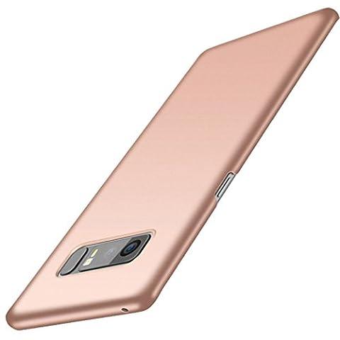 Happy Event Für Samsung Galaxy Note 8 Ultra-dünne Luxus Hard