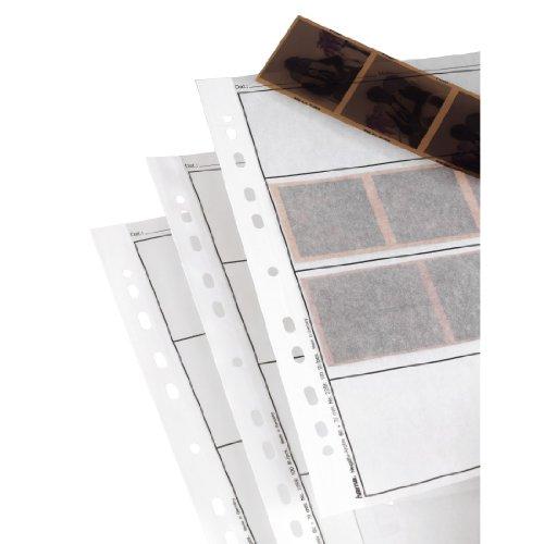 HAMA   NEGATIVE SLEEVES  60   70 MM  GLASSINE MATT  310 MM  260 MM (IMPORTADO)