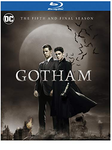 Gotham: The Complete Fifth Season (Blu-ray)