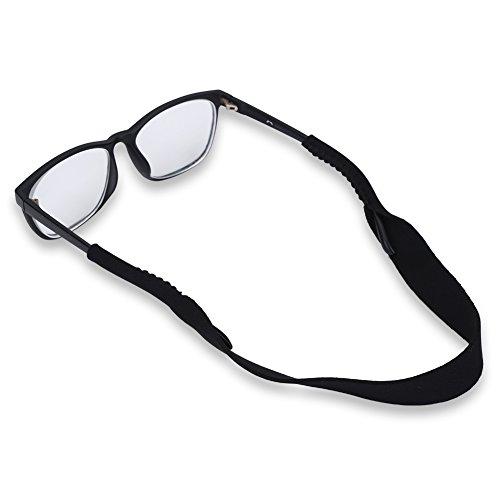 Sport Brillenband, Elastischer Sonnenbrillen Haltebänder Brille Cord Anti-rutsch Eyewear Strap Securely Sunglass Skibrillen Halter String Brillen Retainer für Outdoor, Für Kinder, Männer, Frauen